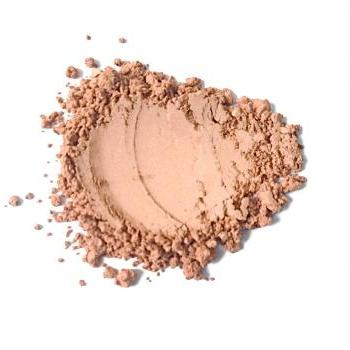 Sunrise - Peach Toned Glow Mineral Bronzer for Light Skintones - Handcrafted Makeup